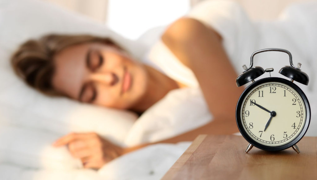 Sleep, how to know when to go to bed and how many hours to sleep