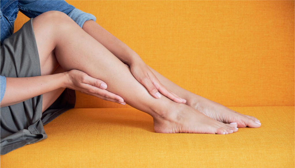 The most effective remedies to combat swollen ankles