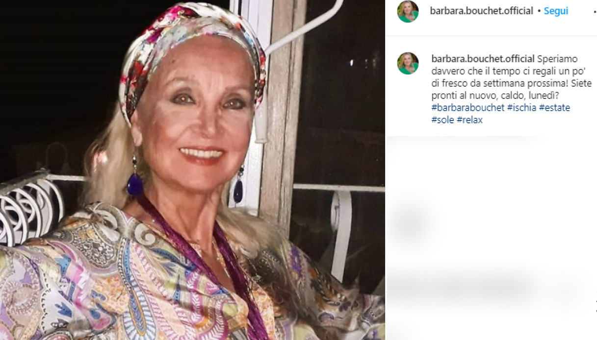 """barbara-bouchet """"width ="""" 1217 """"height ="""" 694 """"srcset ="""" https://tipsforwomens.org/wp-content/uploads/2020/08/You-and-I-Barbara-Bouchet-confesses-to-Diaco-the-relationship.jpg 1217w, https: //Tipsforwomens.it/wp-content/uploads/sites/3/2020/08/barbara-bouchet-1.jpg?resize=300,171 300w, https://Tipsforwomens.it/wp-content/uploads/sites/3 /2020/08/barbara-bouchet-1.jpg?resize=768,438 768w, https://tipsforwomens.org/wp-content/uploads/2020/08/You-and-I-Barbara-Bouchet-confesses-to-Diaco-the-relationship.jpg?resize= 1024,584 1024w, https://tipsforwomens.org/wp-content/uploads/2020/08/You-and-I-Barbara-Bouchet-confesses-to-Diaco-the-relationship.jpg?resize=436,249 436w, https://Tipsforwomens.it/wp- content / uploads / sites / 3/2020/08 / barbara-bouchet-1.jpg? resize = 1080,616 1080w """"sizes ="""" (max-width: 1217px) 100vw, 1217px """"><p id="""