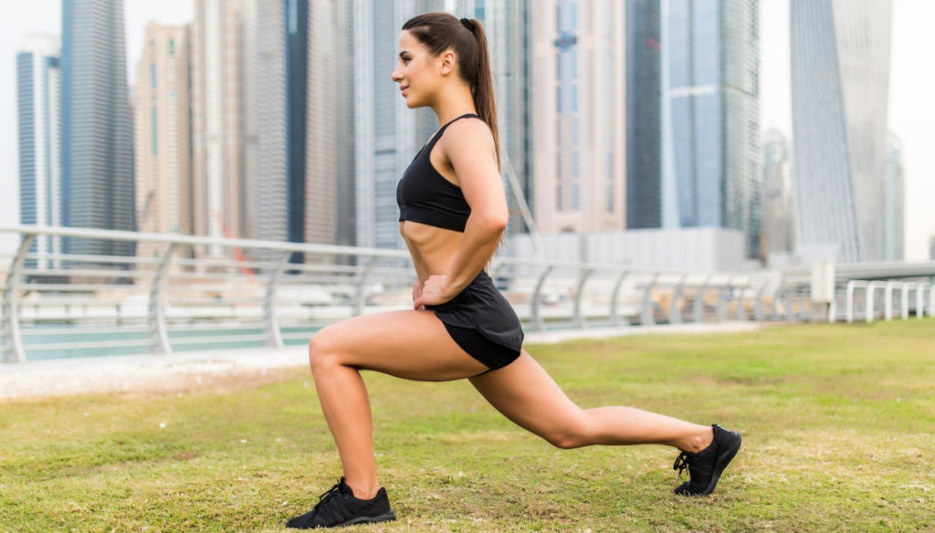 Plyometrics, the training that gets you back in shape