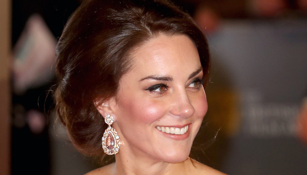 Kate Middleton, the secret of the bag to avoid embarrassment