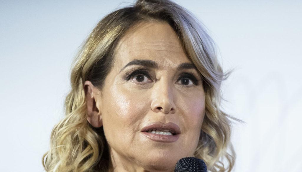 Barbara D'Urso replies to Alfonso Signorini's dig
