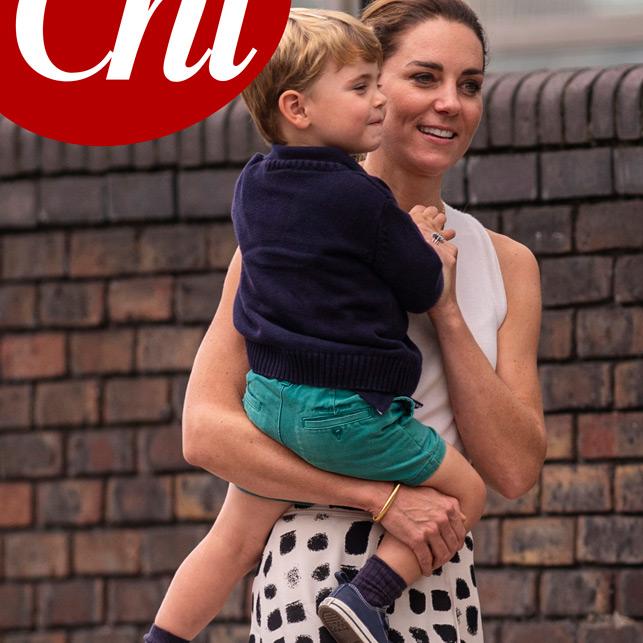 Kate Middleton Louis