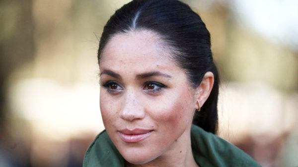 Meghan Markle with Harry among the 100 most influential people. But the Royal Family snubs her