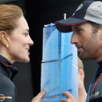 Kate Middleton telephones the sailing champion and rumors of William's jealousy arise