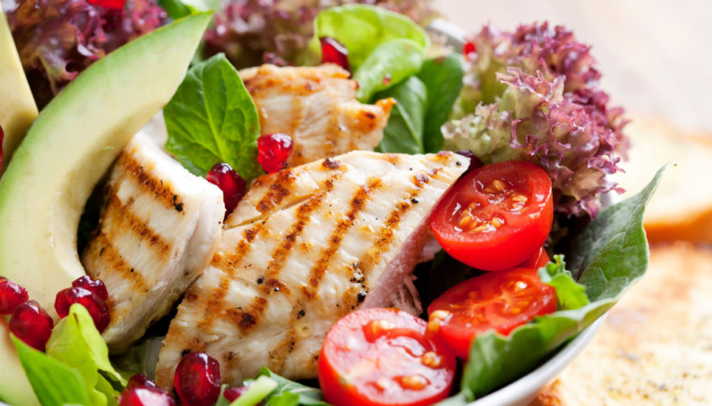 Low-salt diet to keep pressure and osteoporosis at bay: 18 alternatives