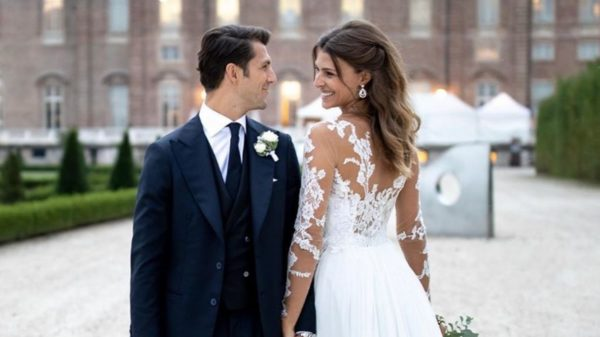 Cristina Chiabotto, the romantic dedication to her husband on Instagram for the wedding anniversary