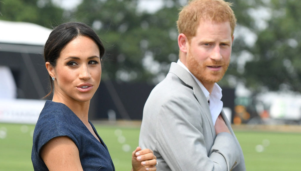 Meghan Markle and Harry on video talk about politics and the case breaks out