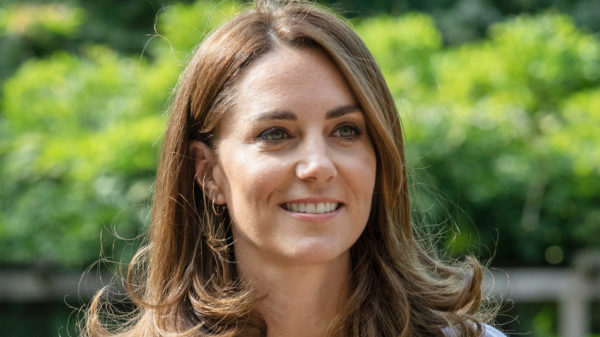 Kate Middleton, the detail of the new necklace that did not go unnoticed