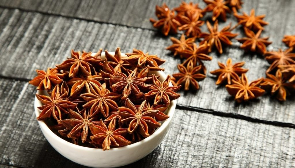 Star anise, the spice that is good for bones and improves sleep