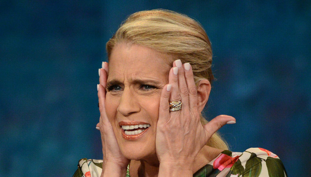 """Heather Parisi, new attack on Cuccarini: """"Homophobic and hypocritical"""""""