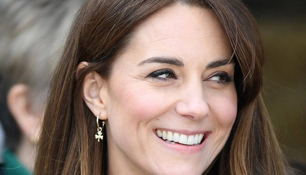 Kate Middleton, the perfect mother: she chooses denim and makes no mistake