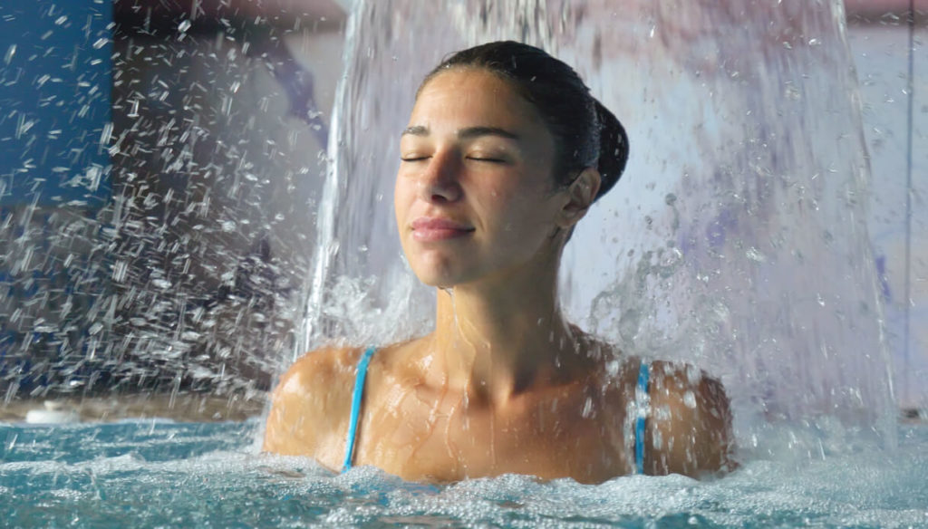 All the benefits of the emotional shower