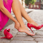 All the remedies for hard and cracked heels