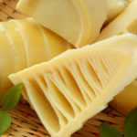 Bamboo shoots, to protect gut and heart health