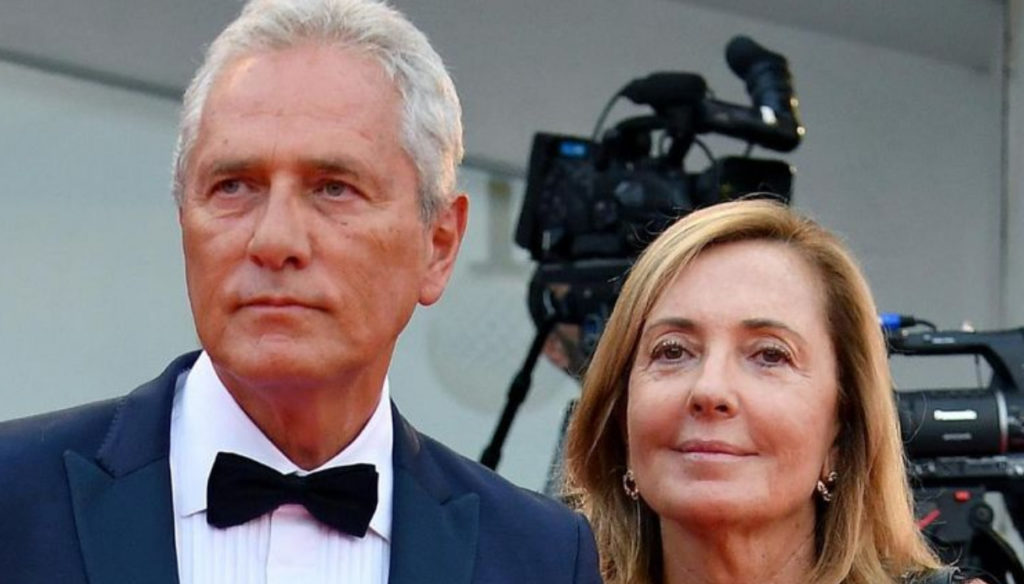 Barbara Palombelli tells a background on Rutelli and her daughter Serena to the GF