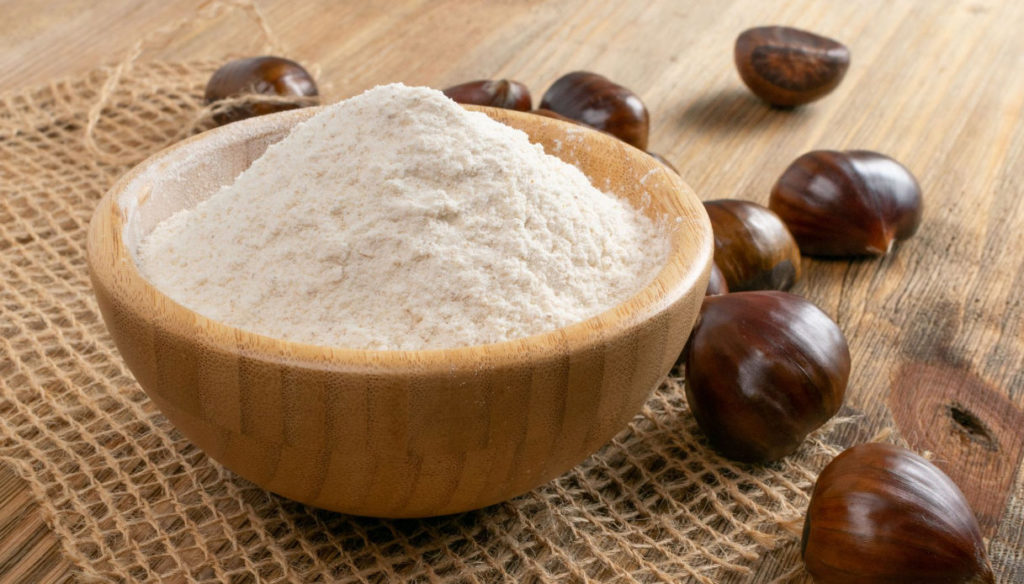 Chestnut flour: effects on metabolism