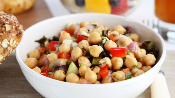 Chickpeas to reduce triglycerides and cholesterol