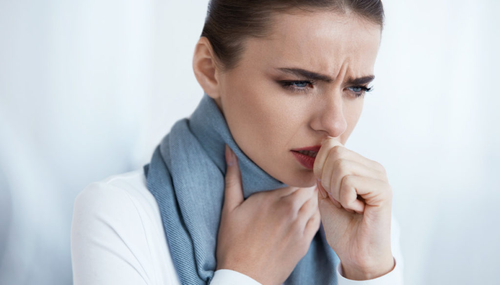 Chronic cough, what it is and how to recognize it