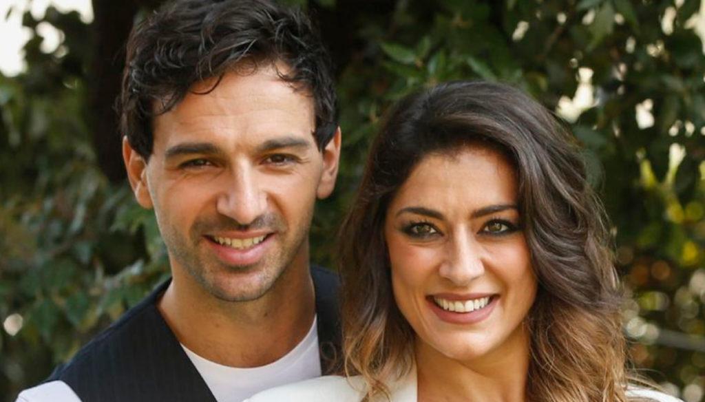 Raimodo Todaro ed Elisa Isoardi