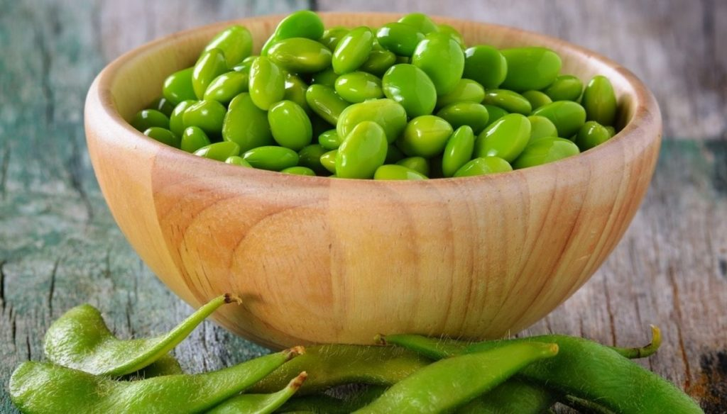Edamame, the beneficial effects even in menopause