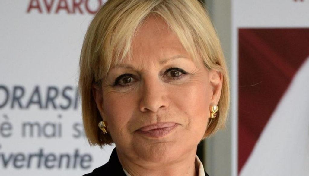 "Italian stories, Catherine Spaak reveals: ""I had a brain hemorrhage six months ago"""