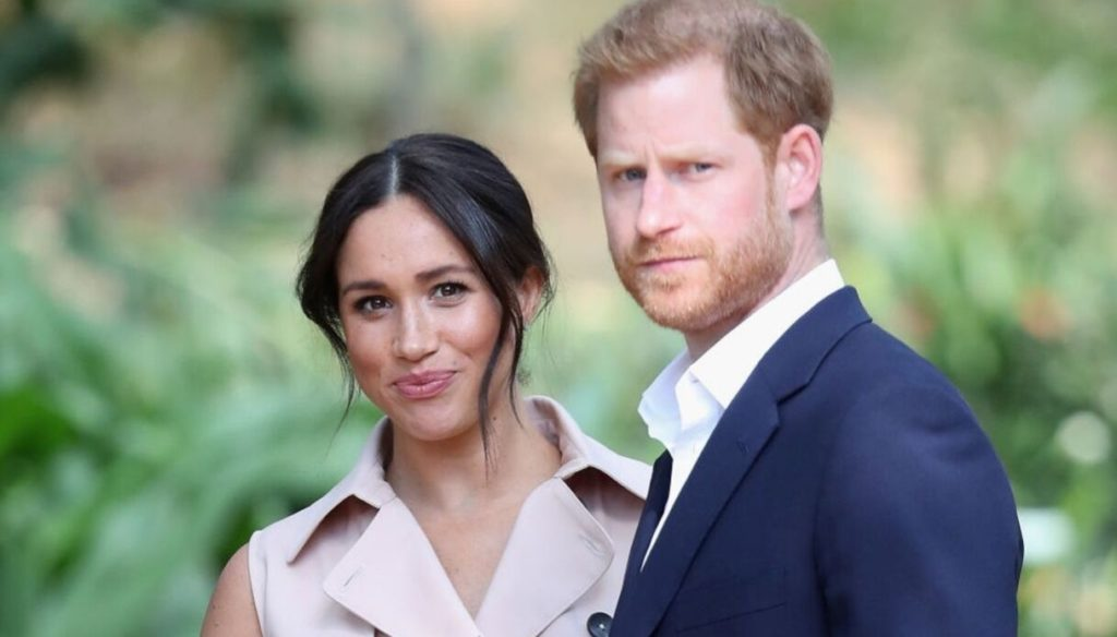 Meghan Markle and Harry plan a reality show. And the Palace does not comment