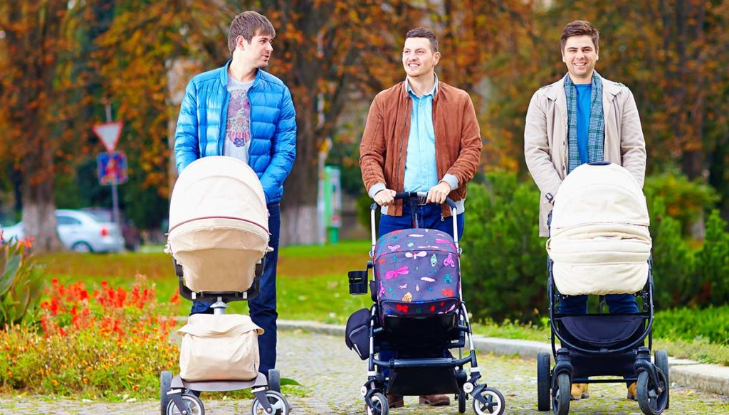 Paternity leave: France doubles, Italy in line. The point