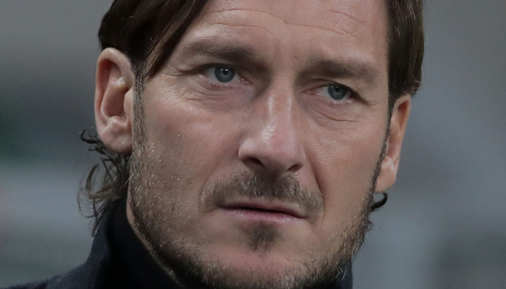 """Photo of Chanel on the cover, Francesco Totti's reaction: """"There will be consequences"""""""