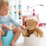 When is it right to remove the diaper?