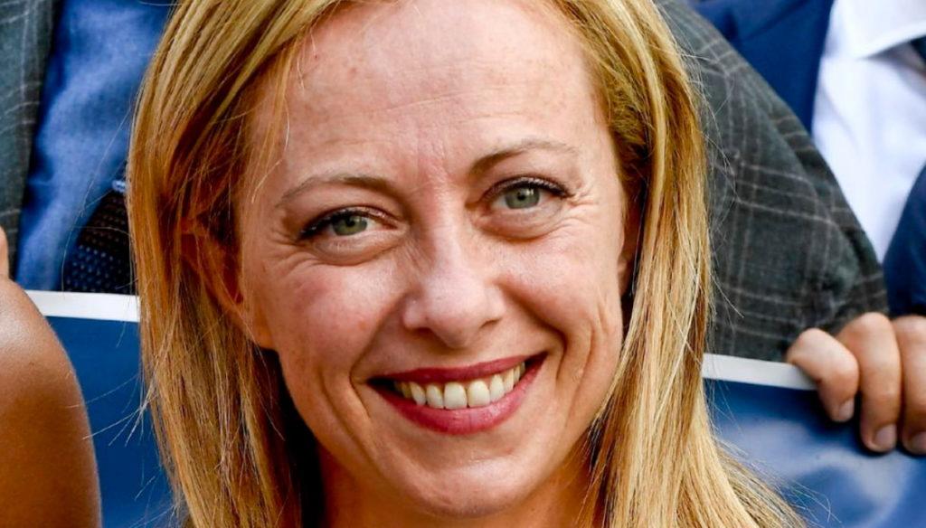 Who is Andrea Giambruno, Giorgia Meloni's partner