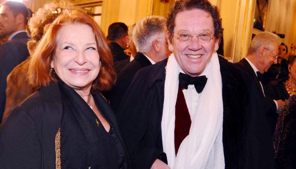 Who is Elena Gregori, Philippe Daverio's wife