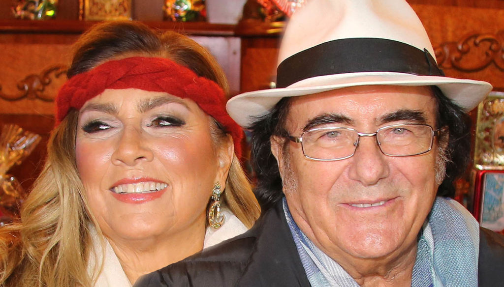 Yari Carrisi and girlfriend Thea confess to Al Bano and Romina Power