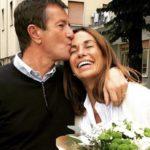 "Cristina Parodi and Giorgio Gori celebrate their anniversary on Instagram: ""Another time yes"""