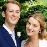 Flora Ogilvy got married: the romantic wedding of Harry and William's cousin
