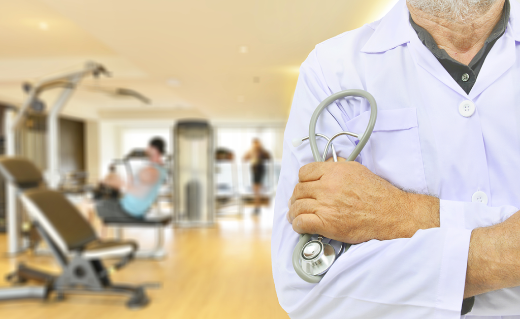 In the gym for health: Medical Fitness at the service of rehabilitation