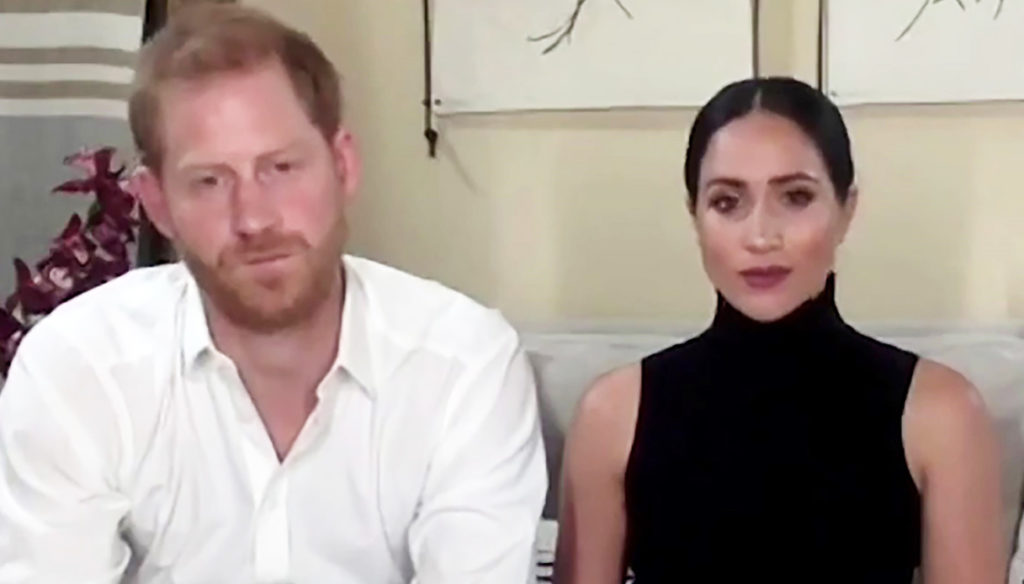Meghan Markle is back in public and creates a scandal with the 18 euro t-shirt