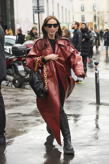 Chunky boots: here's how to wear the new autumn trend