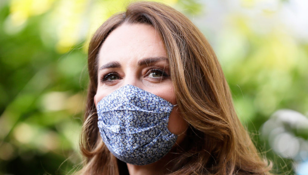 Kate Middleton puts on the coat and goes to the laboratory: the story is touching