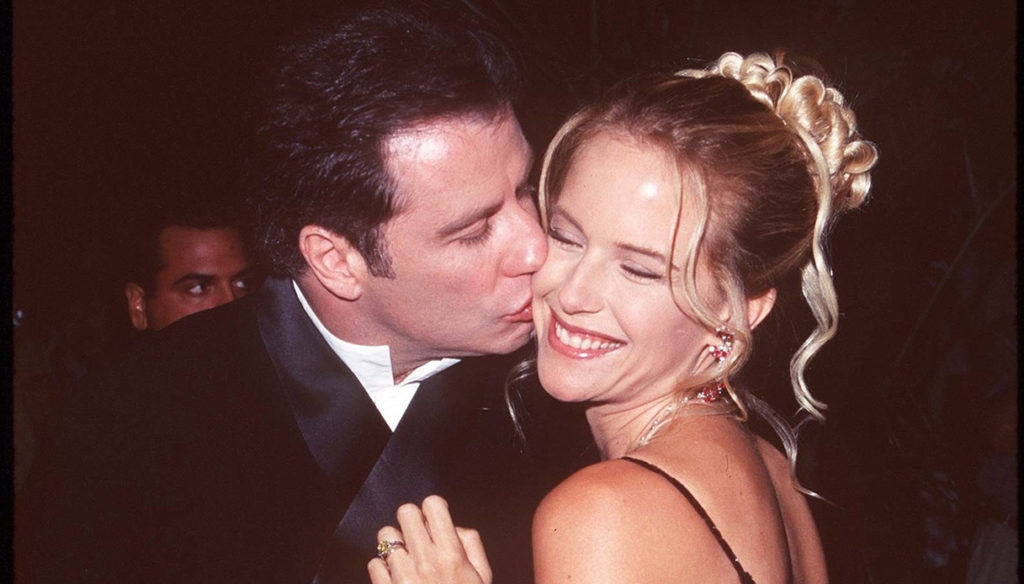 "John Travolta remembers his missing wife: ""Happy birthday honey"""
