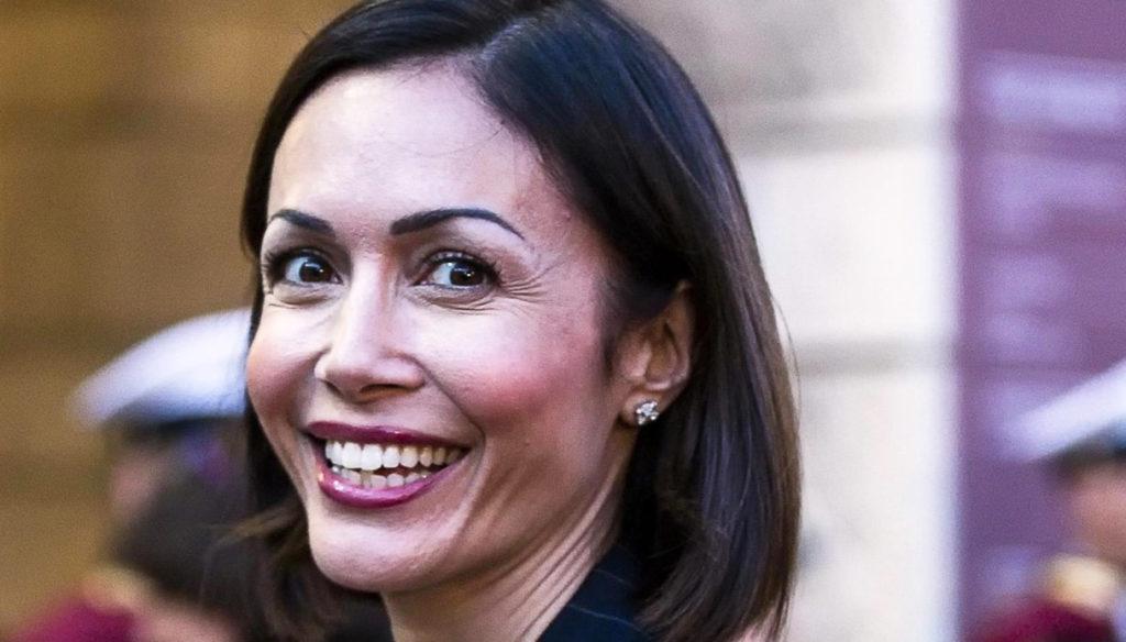 Mara Carfagna becomes a mother at 44: Vittoria was born