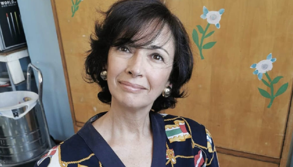 Who is Maria Rosa Petolicchio, professor of Il Collegio