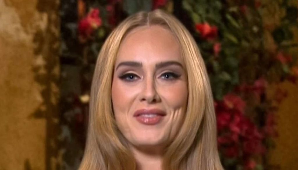 Adele returns to singing and is increasingly in shape: her debut on TV does not disappoint