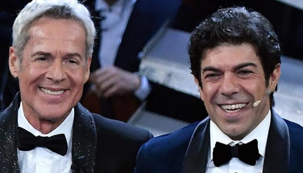 "Baglioni and Favino together again with ""Let's go forward"""