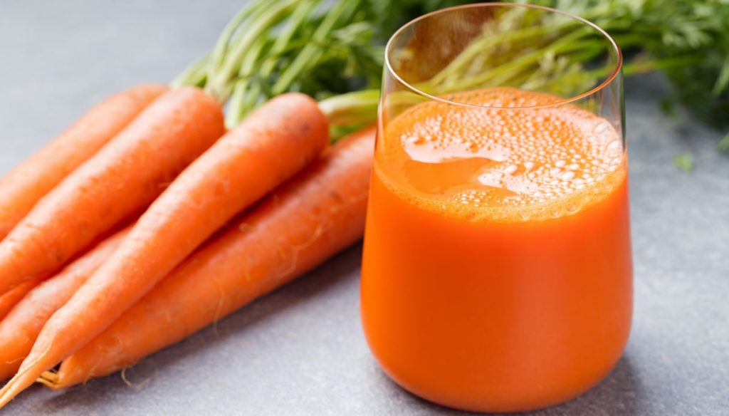 Carrot Juice Diet: Strengthen the immune system and keep blood sugar at bay
