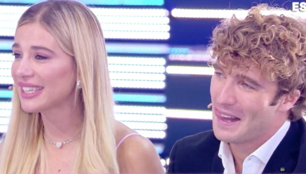 Clizia Incorvaia e Paolo Ciavarro tornano da Barbara D'Urso e lei li perdona