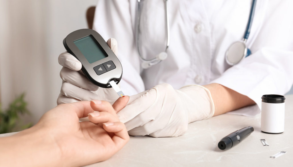 Diabetes, early diagnosis to prevent complications