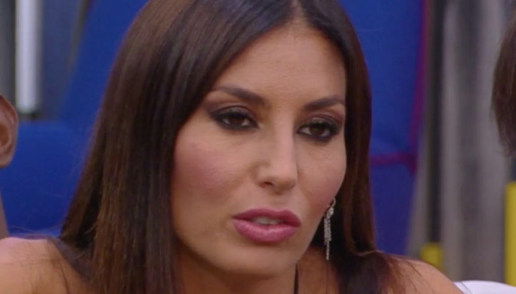 "GF Vip, Elisabetta Gregoraci on Briatore: ""At my mother's funeral she left me alone"""