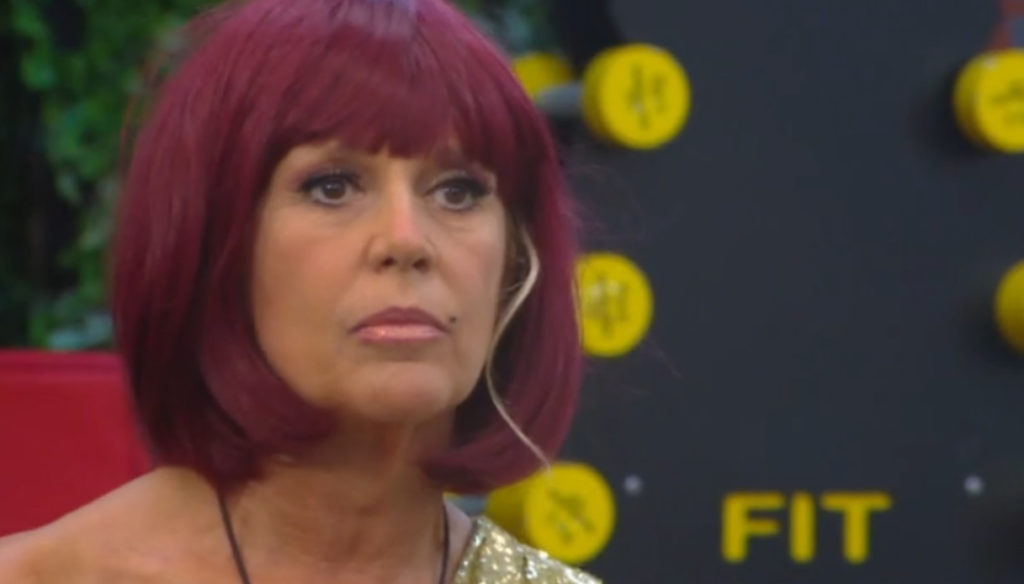 "GF Vip, Maria Teresa Ruta accuses Matilde Brandi: ""She asked me to fight"""