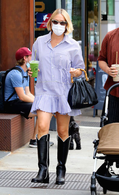 How to wear cowboy boots: it's Texan time!